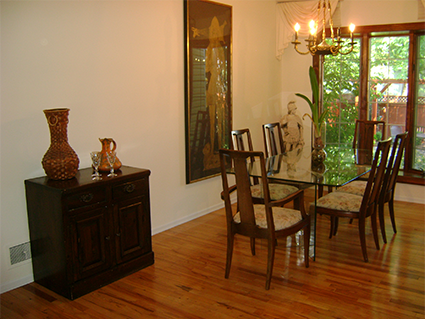 Dining Room - After