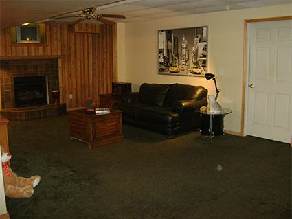 Living Room - After