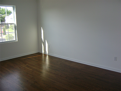 Empty Room Before