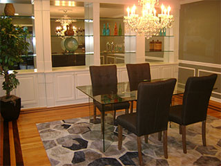 Nice Large Dining Room After