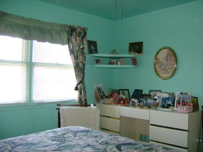 Before- Bedroom